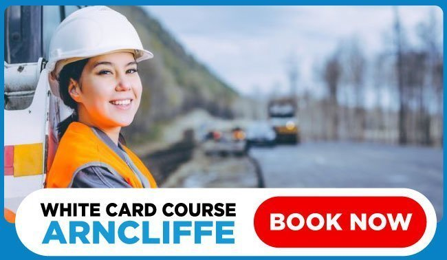 Book White Card Course Arncliffe